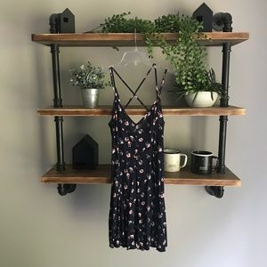 AEO strappy floral sundress